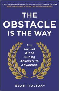 Libro El Obstáculo es el camino