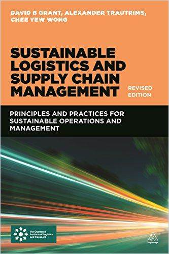 Image of: Sustainable Logistics and Supply Chain Management