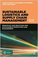 Sustainable Logistics and Supply Chain Management book summary