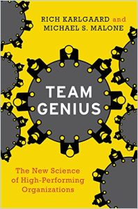 Team Genius book summary