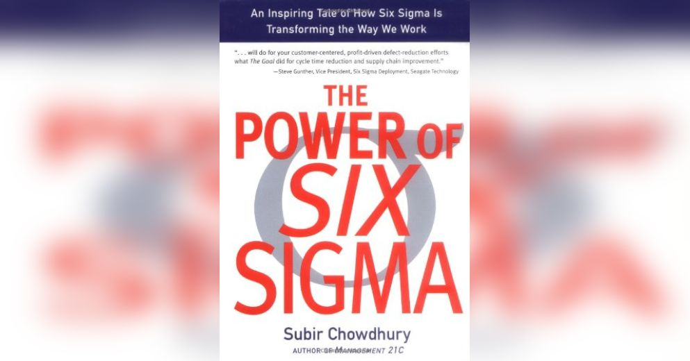 the power of six sigma reaction Significant professional contributions include creation of the six sigma breakthrough strategy and the six sigma black belt concept in addition, dr harry authored the first substantive publication on six sigma.
