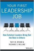 Your First Leadership Job book summary