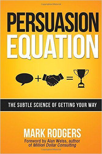 Image of: Persuasion Equation