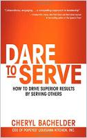 Dare to Serve book summary
