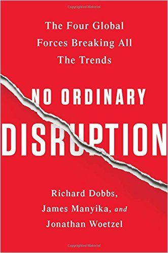 Image of: No Ordinary Disruption