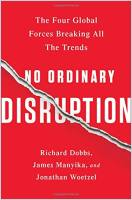 No Ordinary Disruption book summary