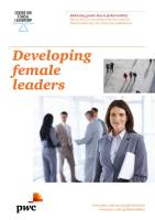 Developing Female Leaders summary