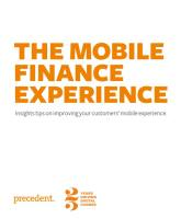 The New Mobile Finance Experience summary