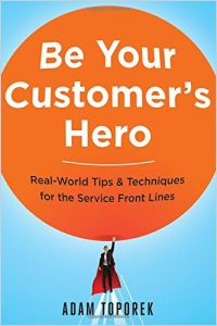 Be Your Customer's Hero book summary
