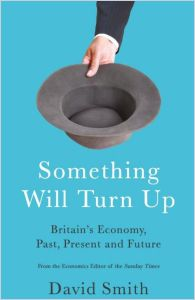 Something Will Turn Up book summary