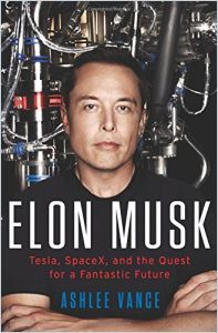 Elon Musk book summary