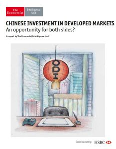 Chinese Investment in Developed Markets