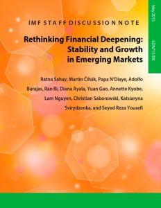 Rethinking Financial Deepening