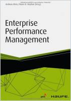 Enterprise Performance Management Buchzusammenfassung