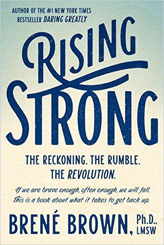 Image of: Rising Strong