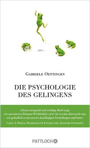 Image of: Die Psychologie des Gelingens