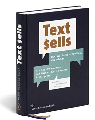 Image of: Text sells