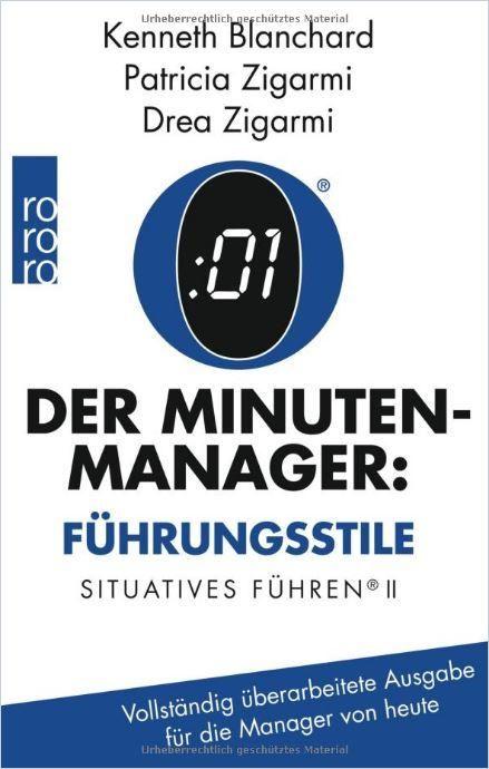 Image of: Der Minuten-Manager: Führungsstile