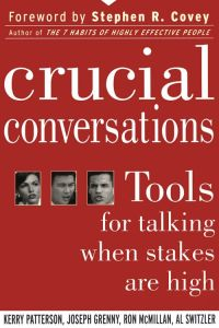 Crucial Conversations book summary