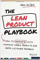 The Lean Product Playbook book summary