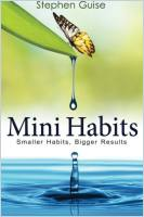 Mini Habits book summary