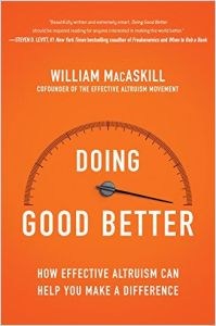 Doing Good Better book summary
