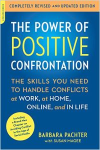 The Power of Positive Confrontation book summary