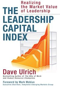 The Leadership Capital Index book summary
