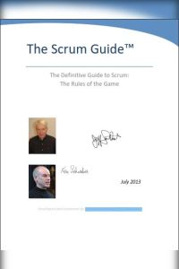 The Scrum Guide summary