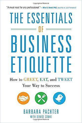 Image of: The Essentials of Business Etiquette