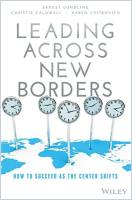 Leading Across New Borders book summary