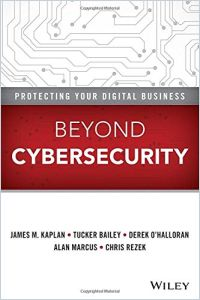 Beyond Cybersecurity book summary