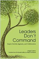 Leaders Don't Command book summary