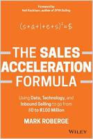 The Sales Acceleration Formula book summary