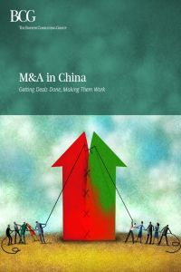 M&A in China summary