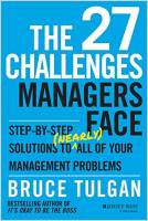 The 27 Challenges Managers Face book summary