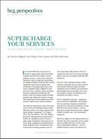 Supercharge Your Services summary