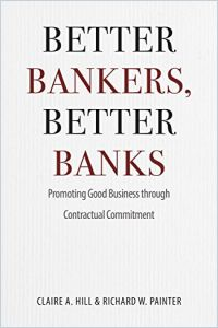 Better Bankers, Better Banks book summary