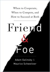 Friend & Foe book summary