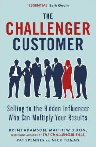 The Challenger Customer book summary