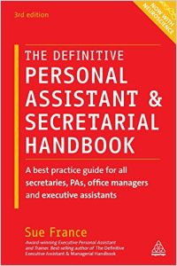 The Definitive Personal Assistant & Secretarial Handbook book summary