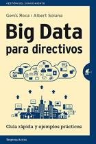 Big data para directivos