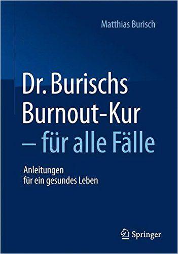 Image of: Dr. Burischs Burnout-Kur – für alle Fälle