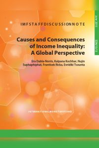 Causes and Consequences of Income Inequality summary