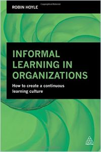 Informal Learning in Organizations book summary