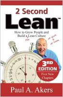 2 Second Lean book summary