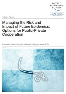 Managing the Risk and Impact of Future Epidemics