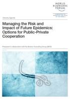 Managing the Risk and Impact of Future Epidemics summary