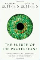 The Future of the Professions book summary