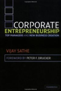 Corporate Entrepreneurship book summary